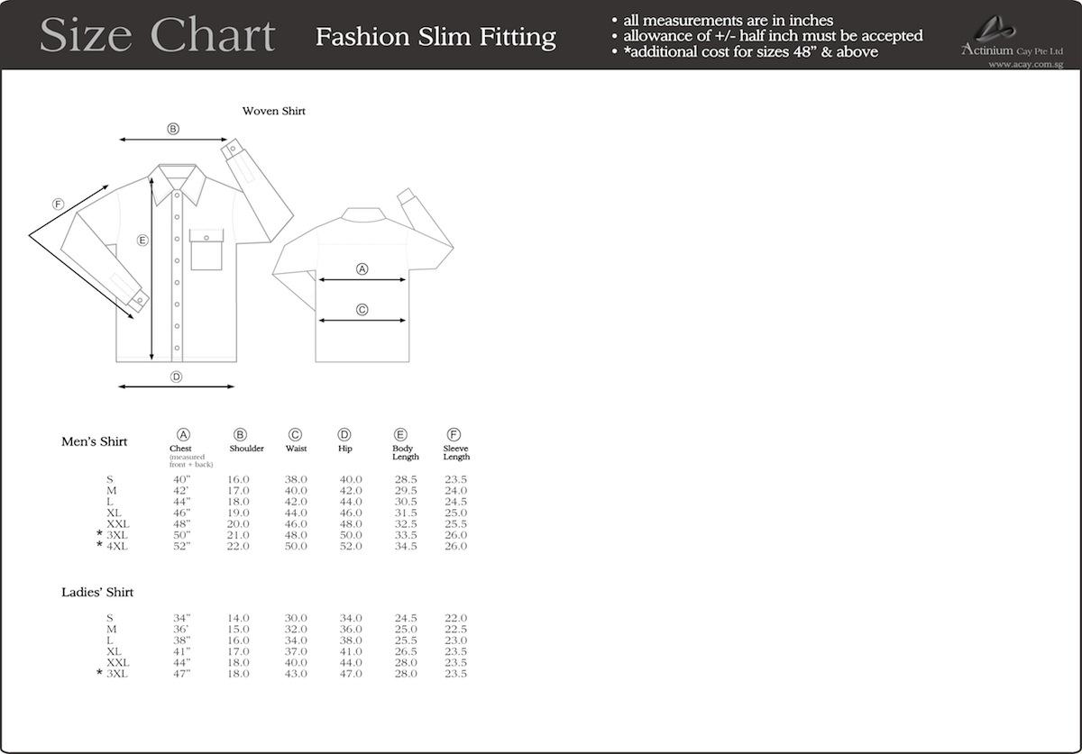 Size_shirt_slimcut
